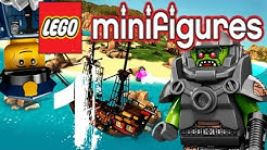 Let's Play LEGO Minifigures Online: Part 1 [German] Tutorial und Geisterpiraten