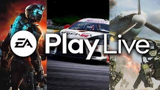 EA PLAY LIVE - Reaction & Highlights (Dead Space Remake, GRID Legends, Battlefield 2042 Portal)
