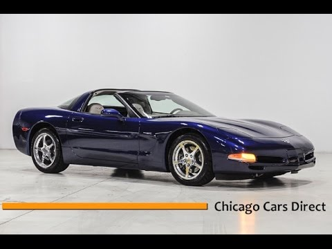 Chicago Cars Direct Presents A Chevrolet Corvette - Sports cars direct