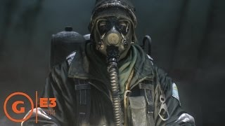 the division e3 2014 trailer at ubisoft press conference