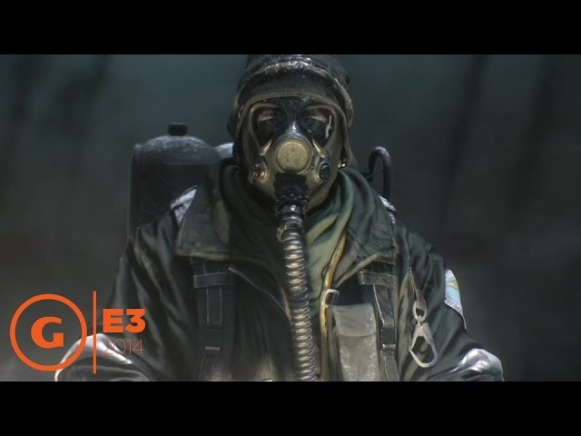 The Division - E3 2014 Trailer at Ubisoft Press Conference