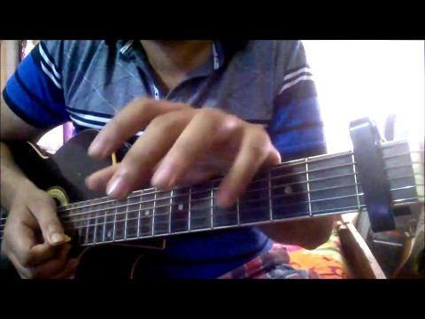 Ek Ajnabee Haseena Se - Guitar Lesson | Double Mint Ad
