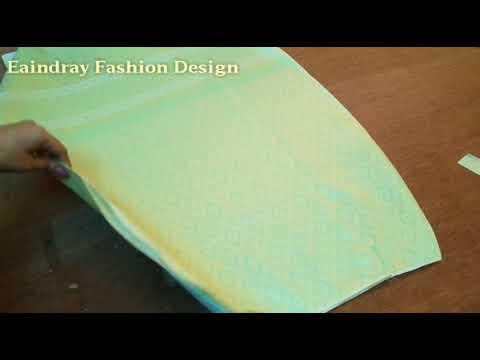 Myanmar Longyi Skirt 💚