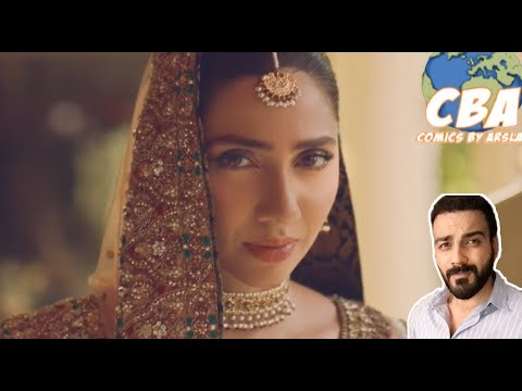 Mahira Khan's Molty Foam TVC Review | CBA