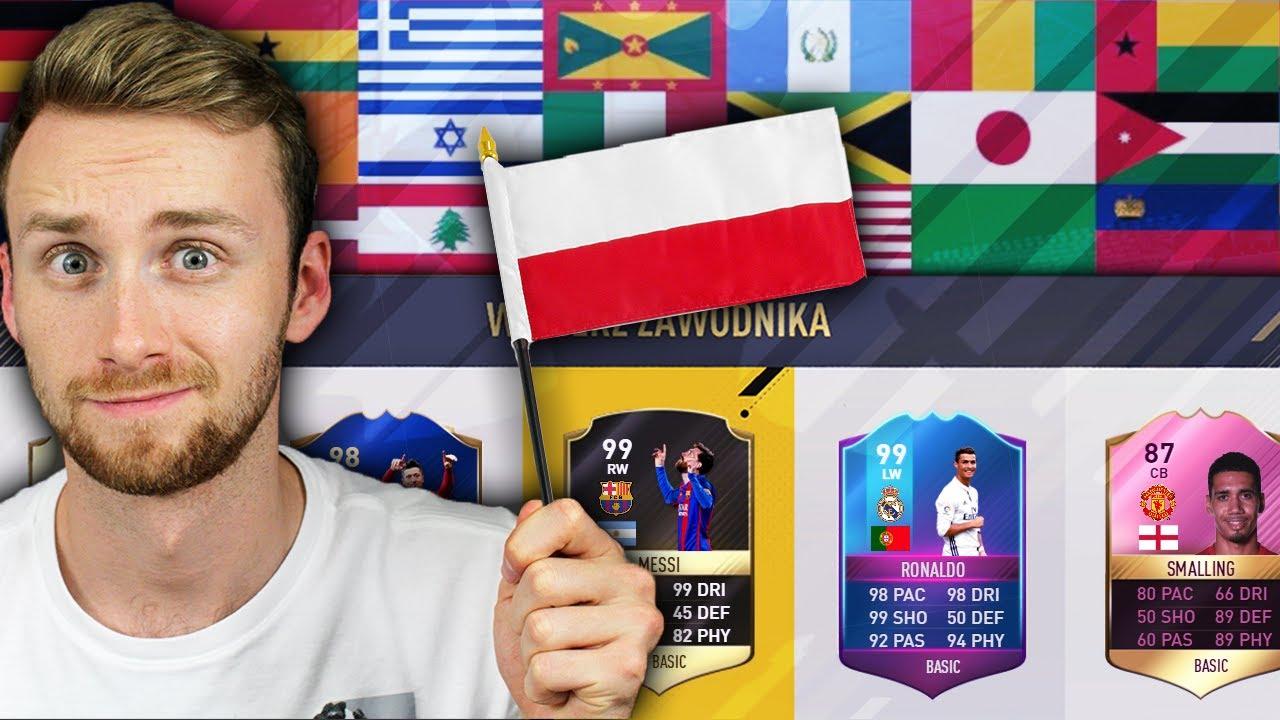 ZROBIŁEM DRAFT 24 NARODÓW! | FIFA 17