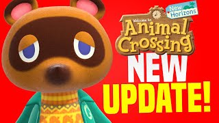 In switch news the new update for animal crossing horizons brings a fix glitch with balloons 1.1.3 ...