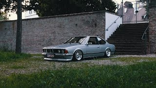 Dropped BMW E24 | TPProduction