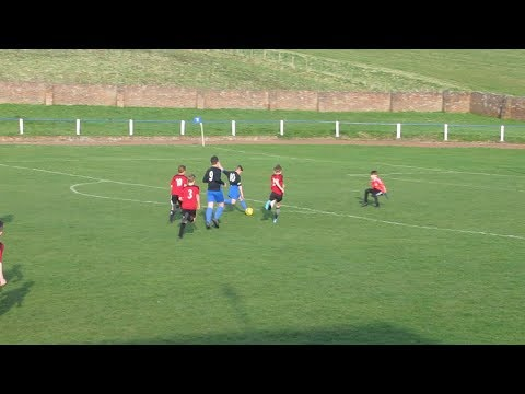 Girvan Juniors 2005s vs Ayr Boswell 2005s - West of Scotland League 19/4/18
