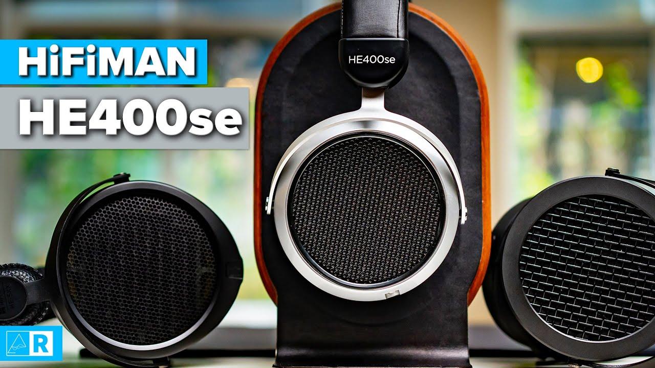 HiFiMAN HE400se Review - Baby Sundara