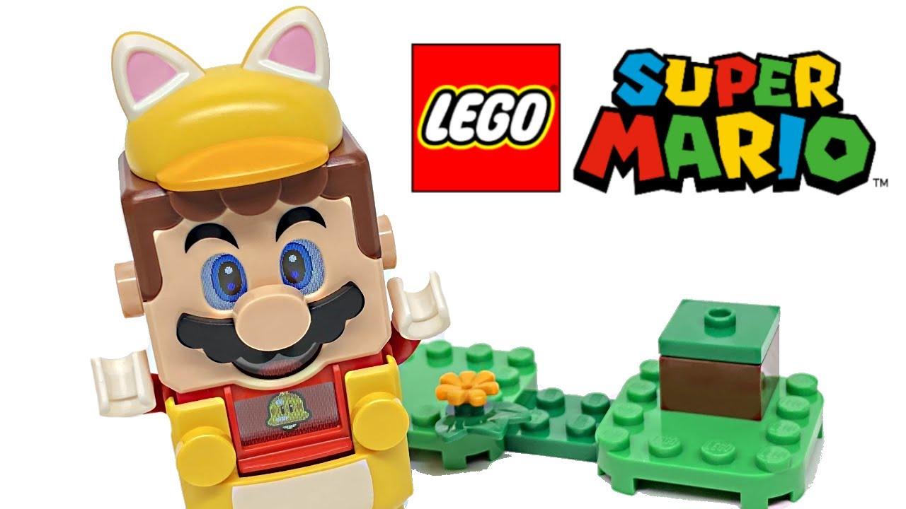 Lego  71372 Cat Mario Power-Up Pack