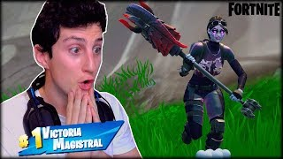 ACHETER LE NOUVEAU SKIN -DARK BOMBERMD ET KILL WORLDWIDE à Fortnite - WithZack