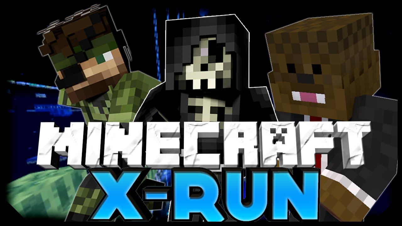 x run minecraft