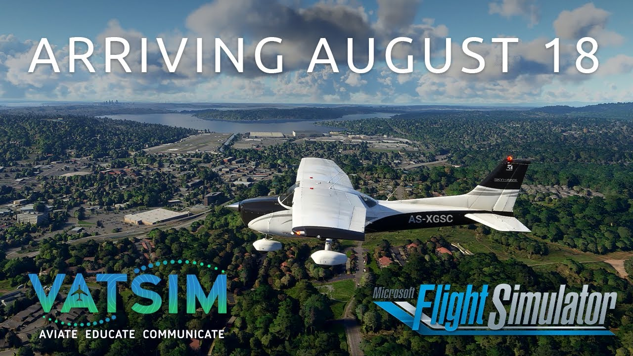 Partnership Series: VATSIM - The International Online Flying Network
