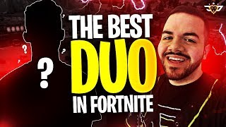 THE NEW BEST DUO ON FORTNITE?! (Fortnite: Battle Royale)