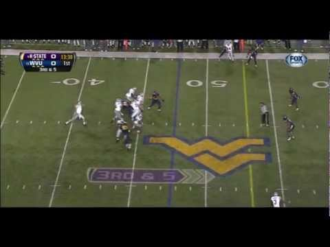 K-State Vs West Virginia (Start a Fire)