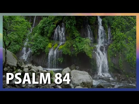 Psalm 84 // Terry MacAlmon // The Refreshing Official Lyric Video