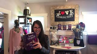 Beth Reads Chapter 1 of Love and Laughter: Sexy (Meaningful) Fun for Everyone