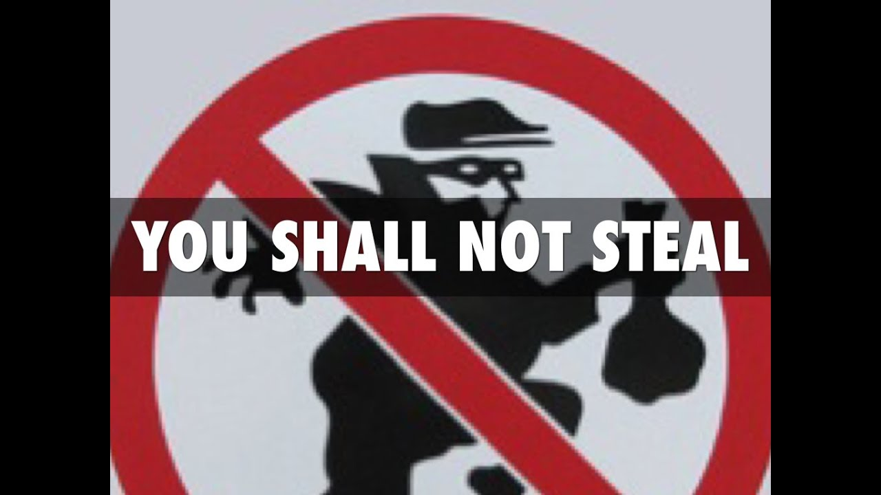 Stop stealing others stuff!!!! Minecraft Blog |Not Stealing