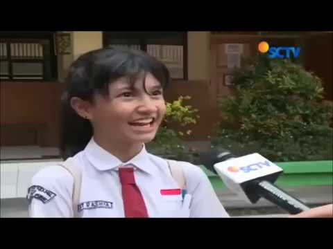 Anak Cewek SD yng lagi viral..yang katanya cantik