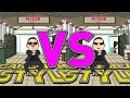 Download MARTÍNEZ STYLE Vs. GANGNAM STYLE | @Martinez_Films MP3 song and Music Video