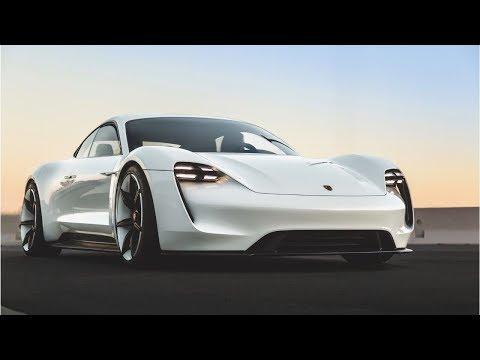 Porsche Taycan 2020-Review