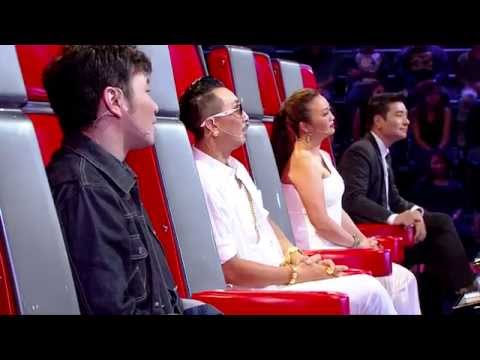 The Voice Thailand - บอส ปาลีรัตน์ - Safe And Sound - 7 Sep 2014