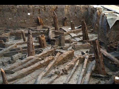 TOP 10 ARCHAEOLOGICAL DISCOVERIES OF 2017