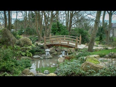 Lafcadio Hearn Gardens, Tramore, Waterford, Ireland 2016