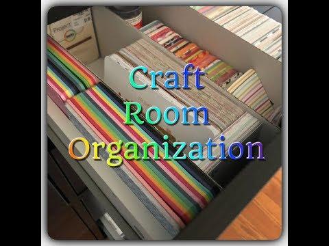 Craft Room Organization   Brad (Paper Fastener) Storage