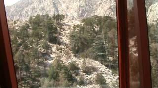 Antalya Tahtalı Dağı Doğası İniş 1 - Downhill Mountain Nature Antalya Tahtalı 1