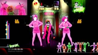 Just Dance 2015 - Mahna Mahna (Comparison with The Video & Original Audio)