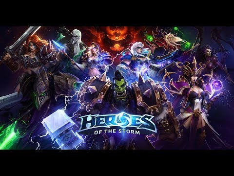 HEROES OF THE STORM - ILOVEWINTER