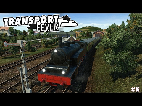 Transport Fever #16 ★ Baureihe 75 I Personenzug ★ Deutschland I 1925 [Deutsch/HD]