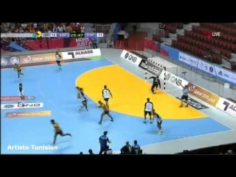 Match Complet Handball Super Globe 2014 Espérance Sportive de Tunis vs Al Sadd SC Qatar 08 09 2014