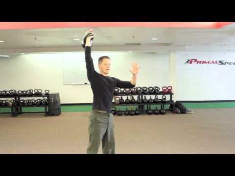Kettlebell Tip of The Day: The Snatch Mastering The Drop