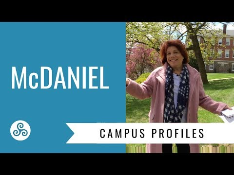 Campus Profile - McDaniel College