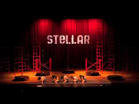 Stellar Year 2: 1970's Mixed Class (360 Fitness Club Makati)