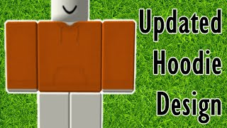 UPDATED: HOW TO MAKE A DETAILED HOODIE | ROBLOX