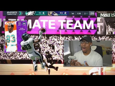 The Game Came Down To ONE Play! No Money Spent #4 Madden 21  