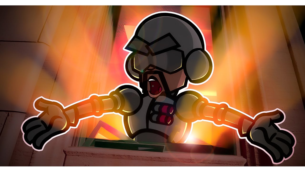 Download Having the High Ground in Rainbow Six Siege (Animation)