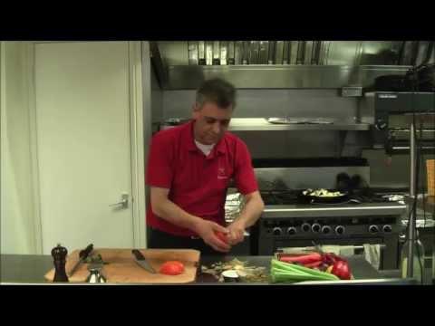 Authentic Sicilian Caponatina Recipe - Vegetarian - The Jazz Baker - Giovanni Campanella