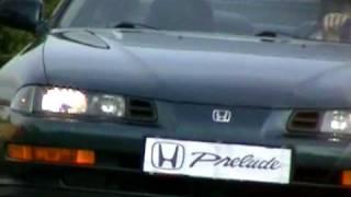 Wysoki Bieg - Honda Prelude 2.3 , Tomaszów Lubelski 2008