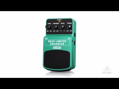 BLE400   Bass Limiter Enhancer Pedal