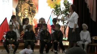 видео День Победы в детском саду