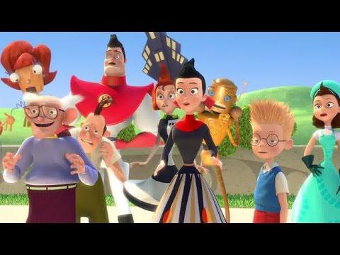Meet the Robinsons (2007) Movie - Daniel Hansen & Angela Bassett Animation