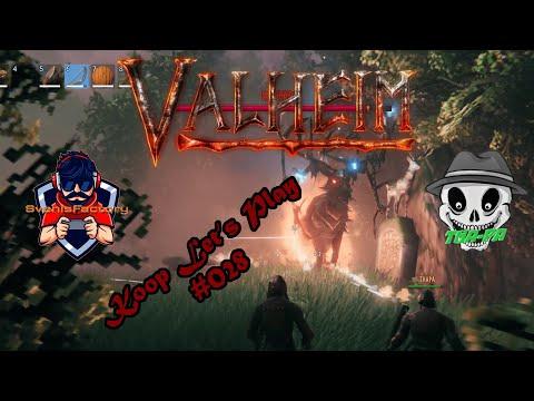 Die Erlegung Eikthyrs - Valheim Koop Let's Play 028