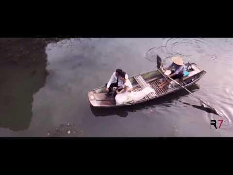 Clip cưới với cảnh quay đẹp như trong phim của cặp đôi Việt