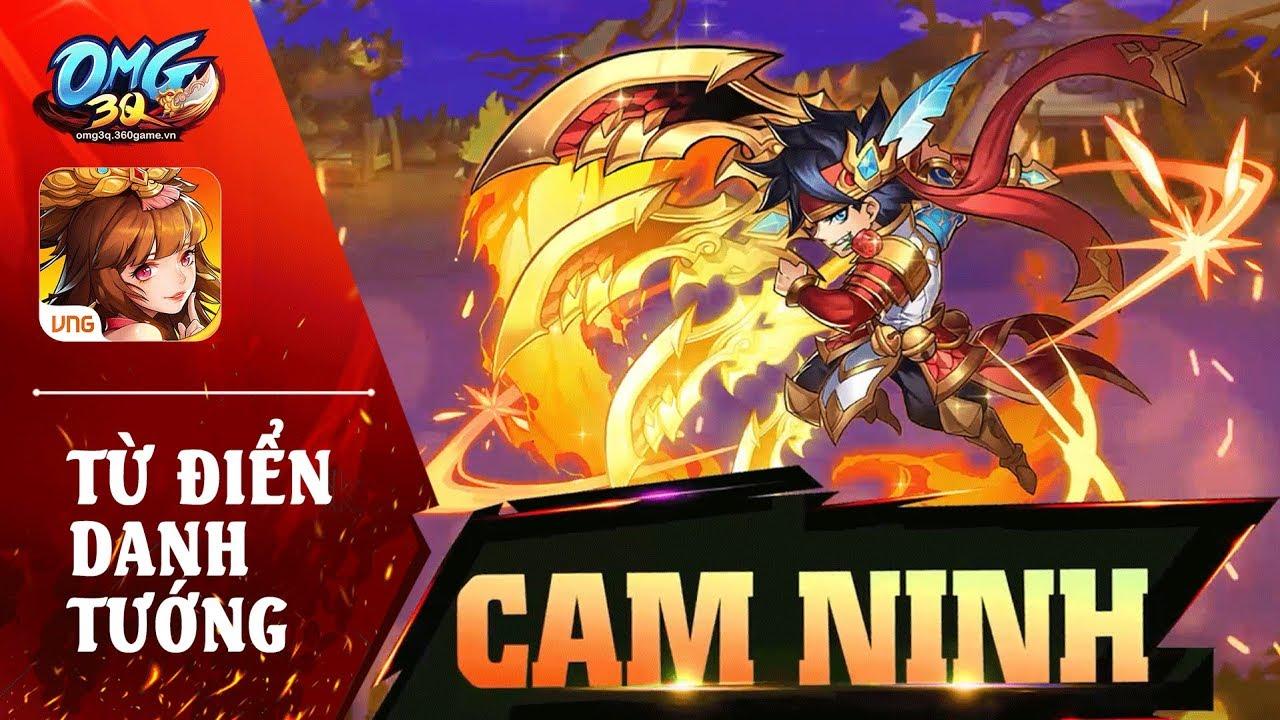 [OMG 3Q] Cam Ninh