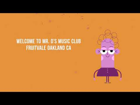 Mr. D's Music Club Fruitvale Oakland CA : Music School