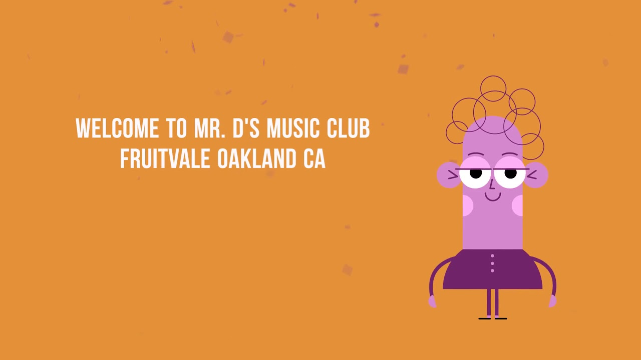 Mr. D's Music Club Fruitvale Oakland CA : Music School